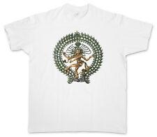 SHIVA I VINTAGE T-SHIRT - Buddhismus Shivaismus Yoga Buddha Hinduismus OM Shirt