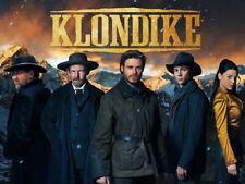 Klondike Characters Cast Tv Series Giant Wall Print POSTER