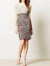 Anthropologie Lace Study Dress Sheath by Byron Lars Size 0 NEW