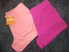 Gymboree Girls Shirred Pocket Shorts Size Large Peach or Magenta