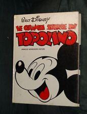 LE GRANDI  STORIE DI TOPOLINO - Cartonato- 1° Ed.1979
