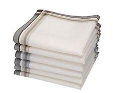 Betz Lot de mouchoirs pour homme Leo 2 dessin 4 taille 40x40 cm 100% coton