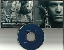SYD STRAW & DAVID SANBORN Hobbies PROMO DJ CD single Golden Palominos 1991 USA