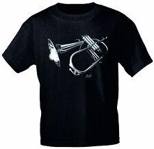 Designer Marken T-Shirt S M L Xxl Flugelhorn Jazz Music Shirts ROCK YOU© 10744
