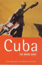"""AS NEW"" Cuba: The Rough Guide (Rough Guide Travel Guides), Norman, Matthew,McAu"