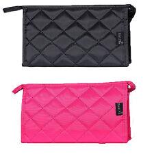 Le donne TRAVEL ORGANIZER ACCESSORI DA TOILETTE Makeup Cosmetic Storage Bag Pouch