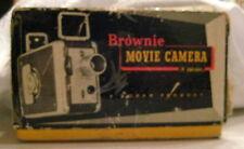 VINTAGE KODAK BROWNIE 8mm MOVIE CAMERA in ORIGINAL BOX with MANUAL