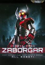 Karate-Robo Zaborgar (DVD, 2012) B