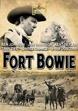Fort Bowie DVD - Ben Johnson, Kent Taylor, Jan Harrison, Jana Davi, Larry Chance