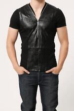 Pistol Pete Men's Dominator V-Neck Zip Short Sleeve Shirt