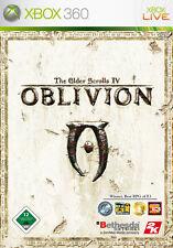 XBOX 360 Spiel The Elder Scrolls IV Oblivion mit Anleitung guter Zustand + OVP
