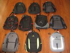 4fa80a498065 NIKE AIR JORDAN Jumpman Backpack LAPTOP Bag NWT