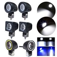 10W Square/Round Offroad Mini LED Work Light Spot Flood Beam Headlight Spotlight