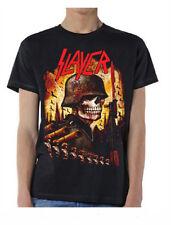 SLAYER - Invasion - T SHIRT S-M-L-XL-2XL Brand New - Official T Shirt