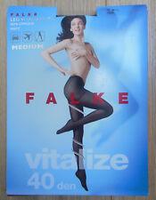Falke Vitalize matt 40 den tights BNIP size S/M, M, M/L 40-42. 42-44 vitalizer