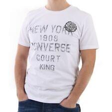 Converse T-Shirt Men - Court t - White