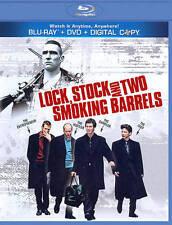 Lock, Stock and Two Smoking Barrels [Blu-ray/DVD Combo + Digital Copy] DVD, Lenn