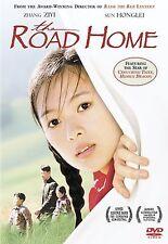 The Road Home DVD 1999 Drama, Mandarin, Zhang Yimou, Zhang Ziyi, Sun Honglei, Zh