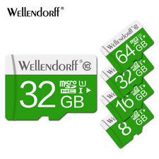 Clase 10 Micro SD Tarjeta 4 GB 8 GB 16 GB 32 GB 64 GB 128 GB Alta Velocidad de lectura y escritura