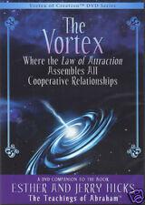 Abraham-Hicks Esther DVD The Vortex - NEW