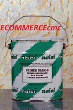 PRIMER DARK/S NAICI BITUME PRIMER BITUMINOSO 5 o 18 lt. SOTTOFONDO per GUAINA