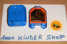 KINDER TT 70 TT070 SPY GADGET SPIEGEL + STICKERS 530A VARIANTE SAUDI ARABIEN
