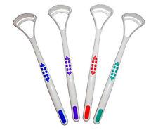 Tongue Cleaner ~ Oral Dental Care , Plastic Tongue Scraper UK Seller