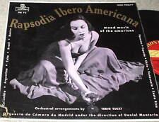 RAPSODIA IBERO AMERICANA RARE MONTILLA LP CHEESECAKE