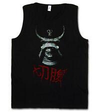 SEPPUKU SAMURAI VINTAGE TANK TOP - Harakiri Suicide The Last Japan Ninja T-Shirt