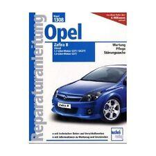 Reparaturanleitung Opel Zafira B Diesel, Baujahre ab 2005