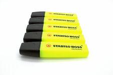 STABILO Textmarker BOSS ORIGINAL, gelb, Sparpack wählbar