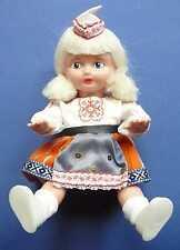 Estonian National Costume Souvenir Doll Annike 1970s