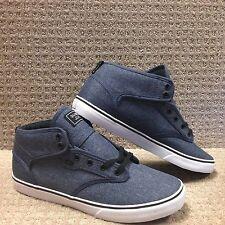 """Globe Men's Shoes """"MOTLEY MID"""" -- (Navy Chambray)"""