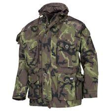 MFH Giacca Giubbotto uomo militare medio peso Commando Jacket  Smock 03482J