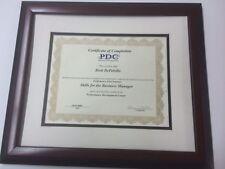 "1.5"" Mahogany Diploma Frame  (Special Deal)"