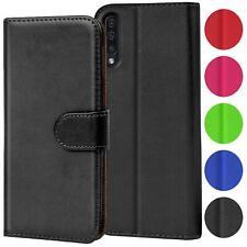 Schutz Hülle Samsung Galaxy A50 Handy Klapp Tasche Book Flip Case Schutzhülle