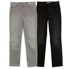 GARDEUR Inga M Jeans Stretchjeans Damen Hose Pants Denim Straight Grau Schwarz