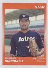 1990 Star Osceola Astros #25 Gabriel Rodriguez Rookie Baseball Card
