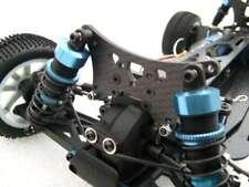 HD Carbon Dämpferbrücke vo. für LRP S10 Blast BX TX MT