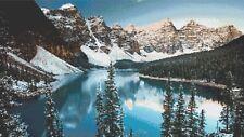 BEAUTIFUL LAKE VIEW - CROSS STITCH CHART