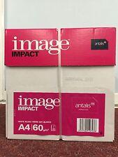 Impatto sulle immagini 60gsm A4 Laser & Inkjet Carta 500 1.000 2.500 5.000 10.000 fogli