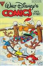 WALT Disney's Comics & Stories # 537 (Barks) (USA, 1989)