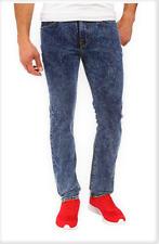 Levis Hombre Original 505 Regular Fit Jeans Azul envejecido ** liquidación **