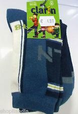 PACK 2 PARES DE CALCETINES NIÑO Calzini Bambini Boy's Socks Chaussettes Enfants