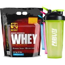 PVL Mutant Proteína de suero 4540g/4.5 kg - Todos los sabores + Free Neon
