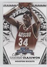 2013-14 Panini Crusade #151 Hakeem Olajuwon Houston Rockets Basketball Card