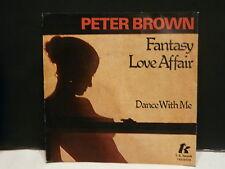 PETER BROWN Fantasy love affair TKR 6029