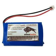 AvimaBasics Replacement Rechargeable Battery for VXI Blue Parrott B250 B250-XT