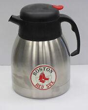 BOSTON RED SOX VACUUM COFFEE POT
