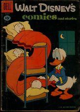 Dell Comics Walt Disney'S Comics And Stories #246 G/Vg 3.0